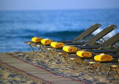 Orpheas Resort (Adults Only) - Georgioupoli - Beach