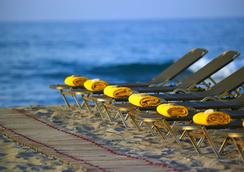 Orpheas Resort (Adults Only) - Georgioupoli - Beach