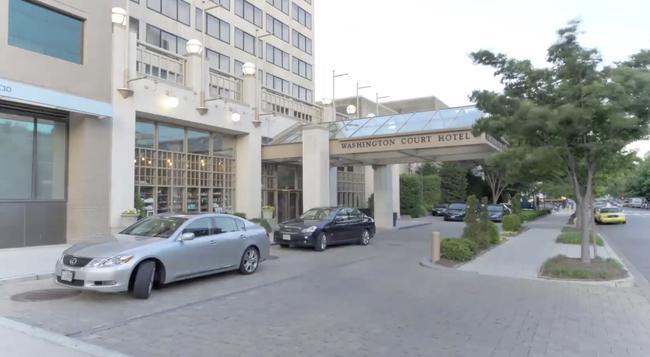 Washington Court Hotel - Washington - Building