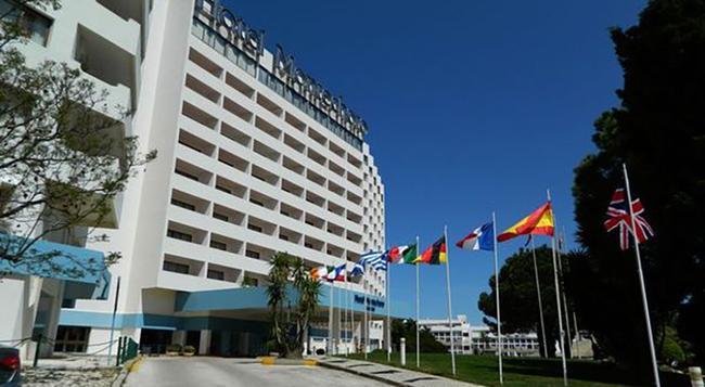 Hotel Montechoro - Albufeira - Building