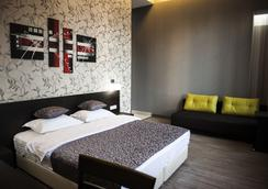 Hotel Iarcadia - Odessa - Bedroom