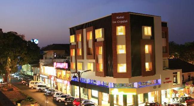 Hotel La Capitol - Panaji - Building
