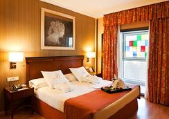 Becquer Hotel - Sevilla - Bedroom