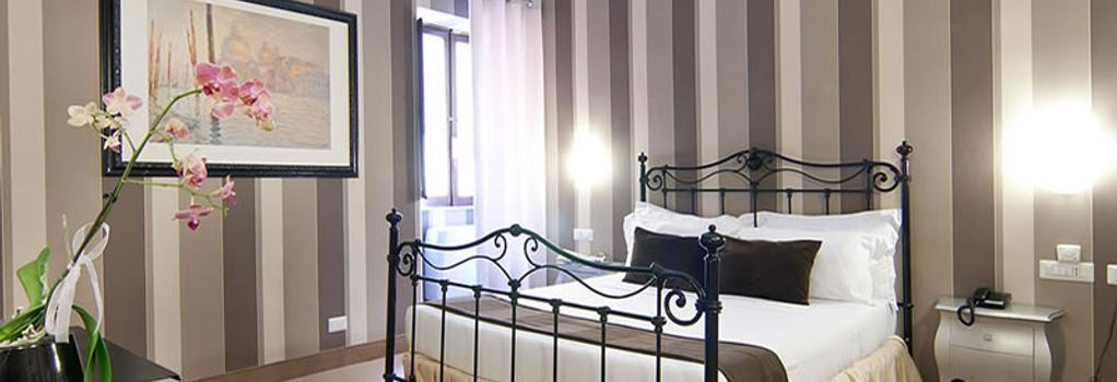 Royal Palace Luxury Hotel-piazza DI Spagna - Rome - Bedroom