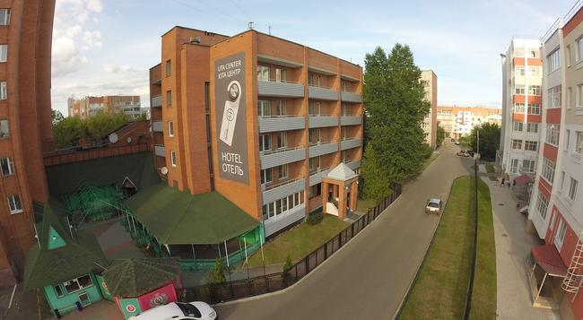 Uta Center Hotel - Yaroslavl - Building