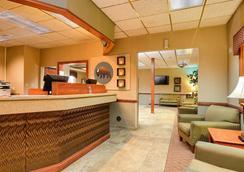 The Northern Plains Inn - Minot - Lobby
