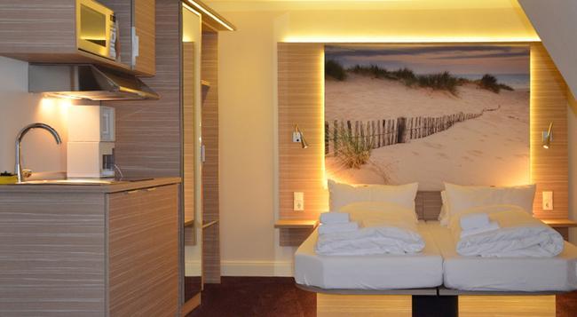 Appartementhotel Hamburg - Hamburg - Bedroom