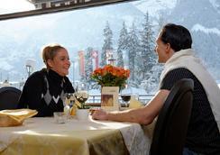 Central Hotel Wolter - Grindelwald - Restaurant