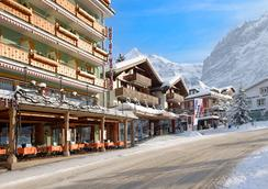 Central Hotel Wolter - Grindelwald - Outdoor view