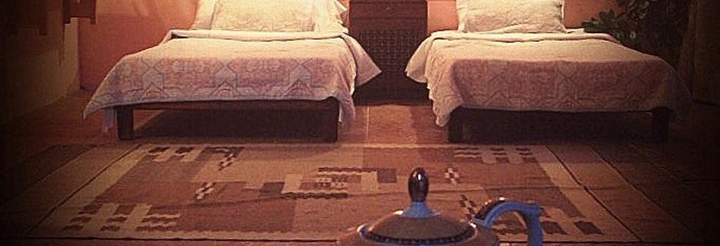 Ali Baba Hotel - Dahab - Bedroom