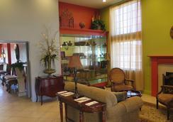 Magnuson Grand Bonanza Inn - Yuba City - Lobby
