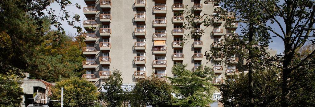 Hotel Dolder Waldhaus - Zurich - Building