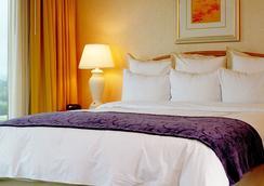 Anaheim Marriott Suites - Garden Grove - Bedroom