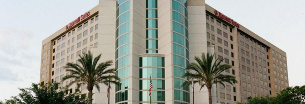 Anaheim Marriott Suites - Garden Grove - Building