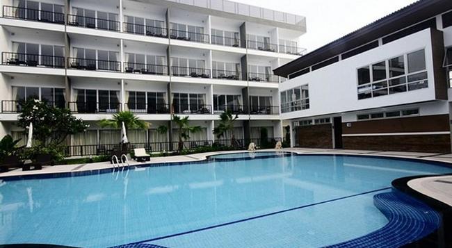 BS Premier Airport Hotel - Bangkok - Building