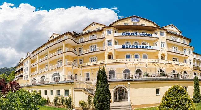 Grand Hotel Sonnenbichl - Garmisch-Partenkirchen - Building