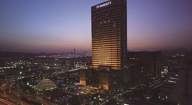 JW Marriott Hotel Seoul - Seoul - Building