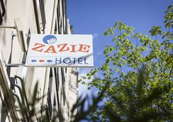 Zazie Hôtel - Paris - Outdoor view
