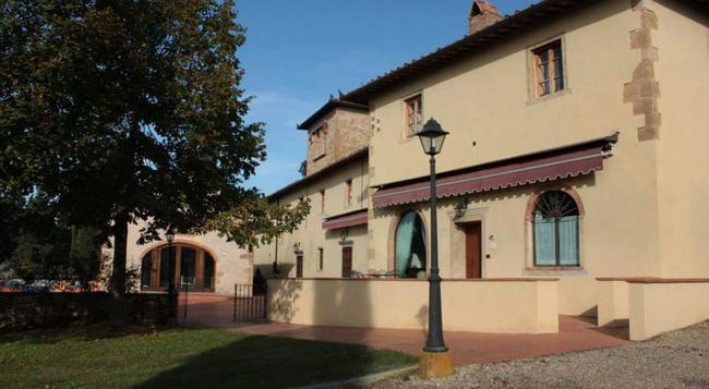 Castello di Tavolese - Certaldo - Building