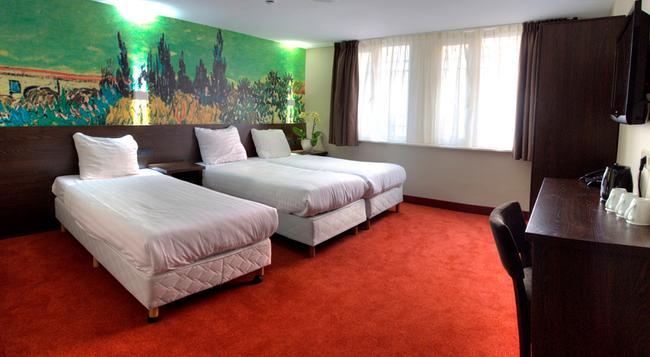 Hotel Van Gogh - Amsterdam - Bedroom