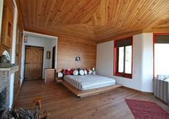 Soulitude In The Himalayas - Nainital - Bedroom