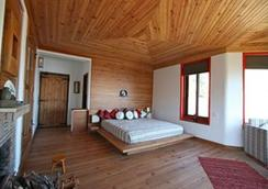 Soulitude In The Himalayas - Nainital - Bedroom