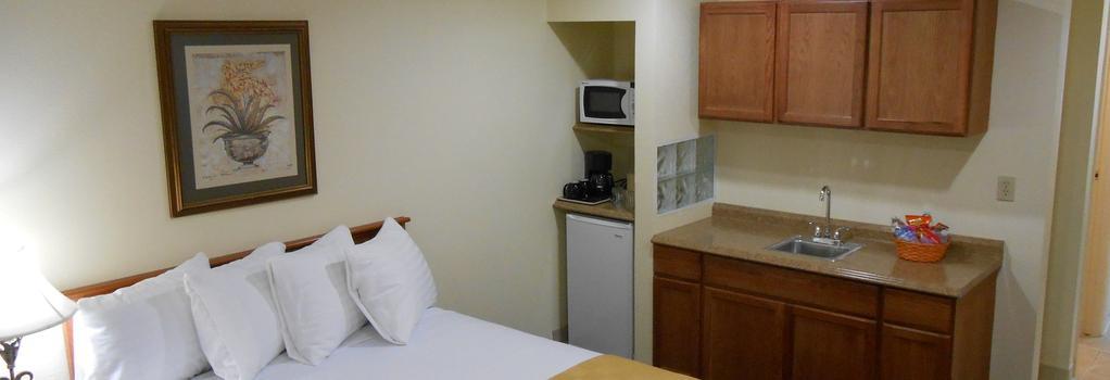 Best Host Inn - Buena Park - Bedroom