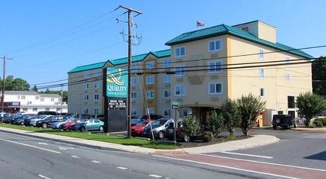 Quality Inn & Suites Rehoboth Beach - Dewey - Rehoboth Beach - Building