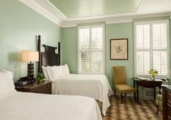 Andrew Pinckney Inn - Charleston - Bedroom