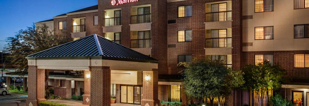 Courtyard by Marriott Dallas DFW Airport South/Irving - Irving - Building