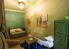 Riad Zinoun & Spa - Marrakesh - Bedroom
