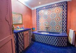 Riad Zinoun & Spa - Marrakesh - Bathroom