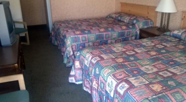 Ocean Shores Motel - Ocean Shores - Bedroom