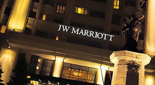 JW Marriott Bucharest Grand Hotel - Bucharest - Building