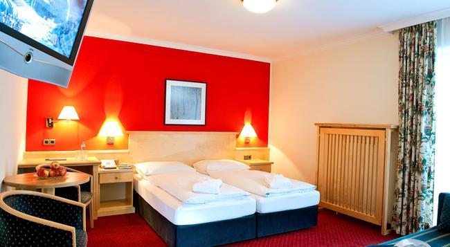 Hotel Alpina - Bad Hofgastein - Bedroom