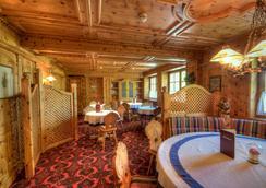 Hotel Alpina - Bad Hofgastein - Restaurant