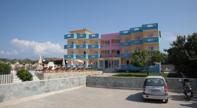 Evalia apts - Anissaras - Building