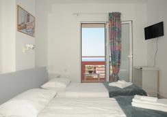 Evalia apts - Anissaras - Bedroom