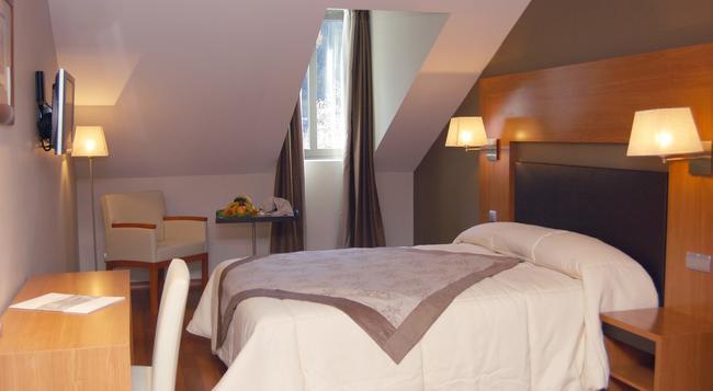 Alti Hotel - Bagnères-de-Luchon - Bedroom