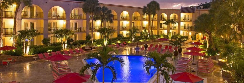 Wyndham Boca Raton Hotel - Boca Raton - Building