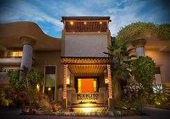 Pueblito Escondido Luxury Condo Hotel - Playa del Carmen - Building