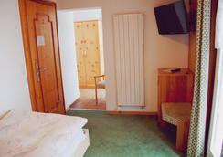 Hotel Capricorn - Zermatt - Bedroom