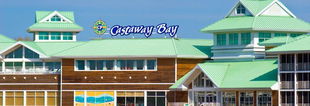 Cedar Point's Castaway Bay - Sandusky - Building
