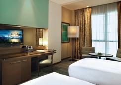 Park Rotana - Abu Dhabi - Bedroom