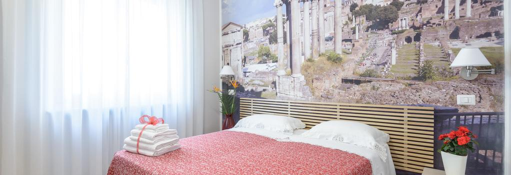 Ad Maiora B&B - Rome - Bedroom