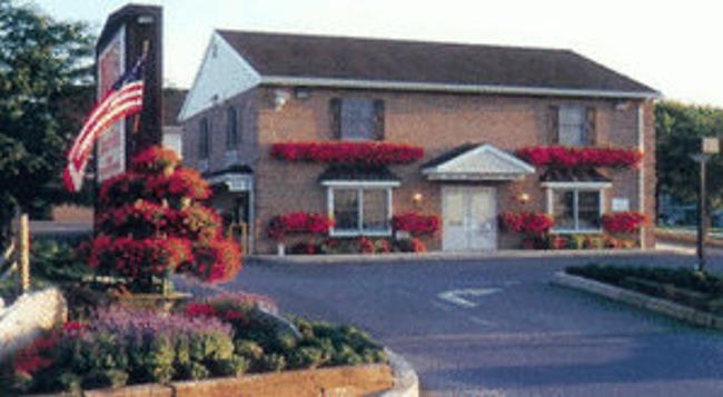 Classic Inn Lancaster - Lancaster - Building
