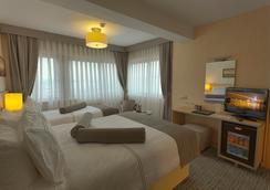 Galata La Bella Hotel - Istanbul - Bedroom