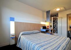 P'tit Dej-Hotel Millau - Millau - Bedroom