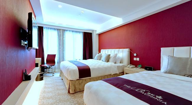 The Bauhinia Hotel - Central - Hong Kong - Bedroom