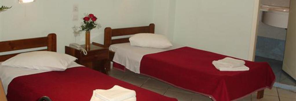 Hotel Elite - Athens - Bedroom